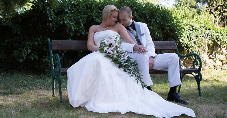 Braut bearbeitet